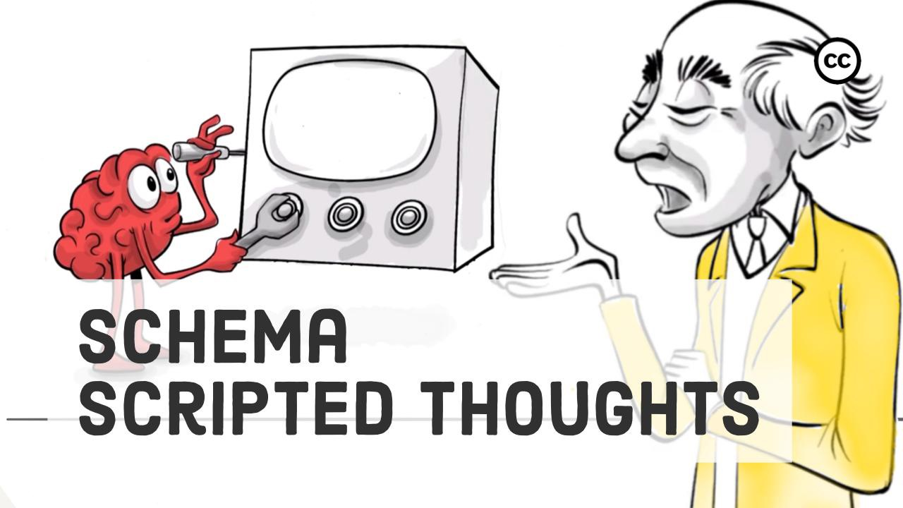 Schema Scripted Thoughts
