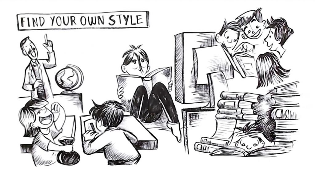 Your Style - Sprouts Study Skills