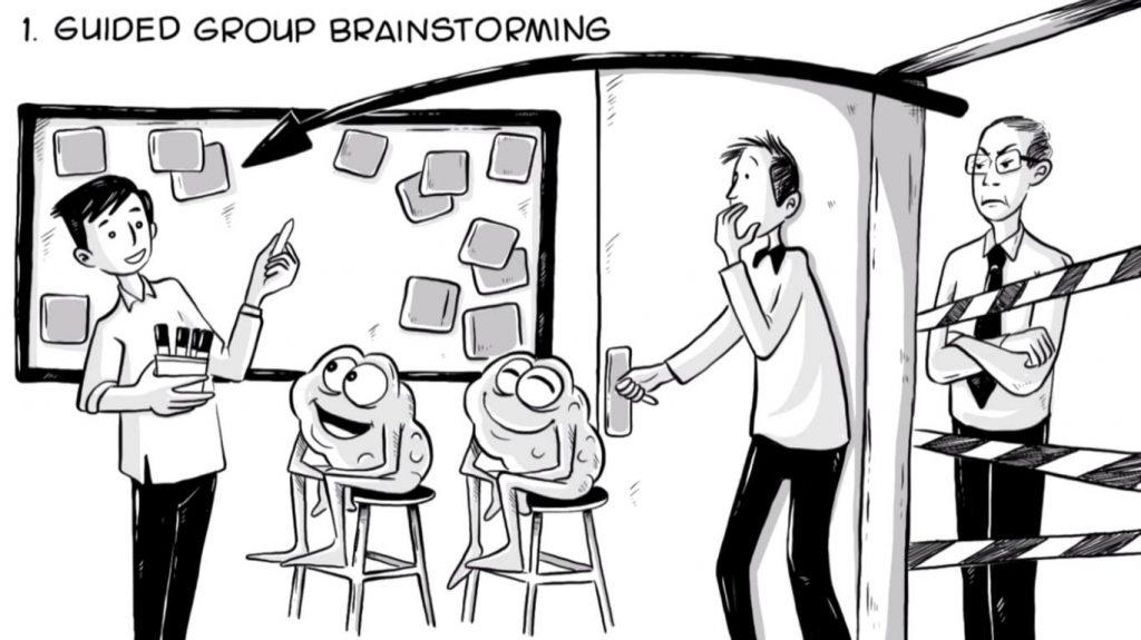 Brainstorming Start