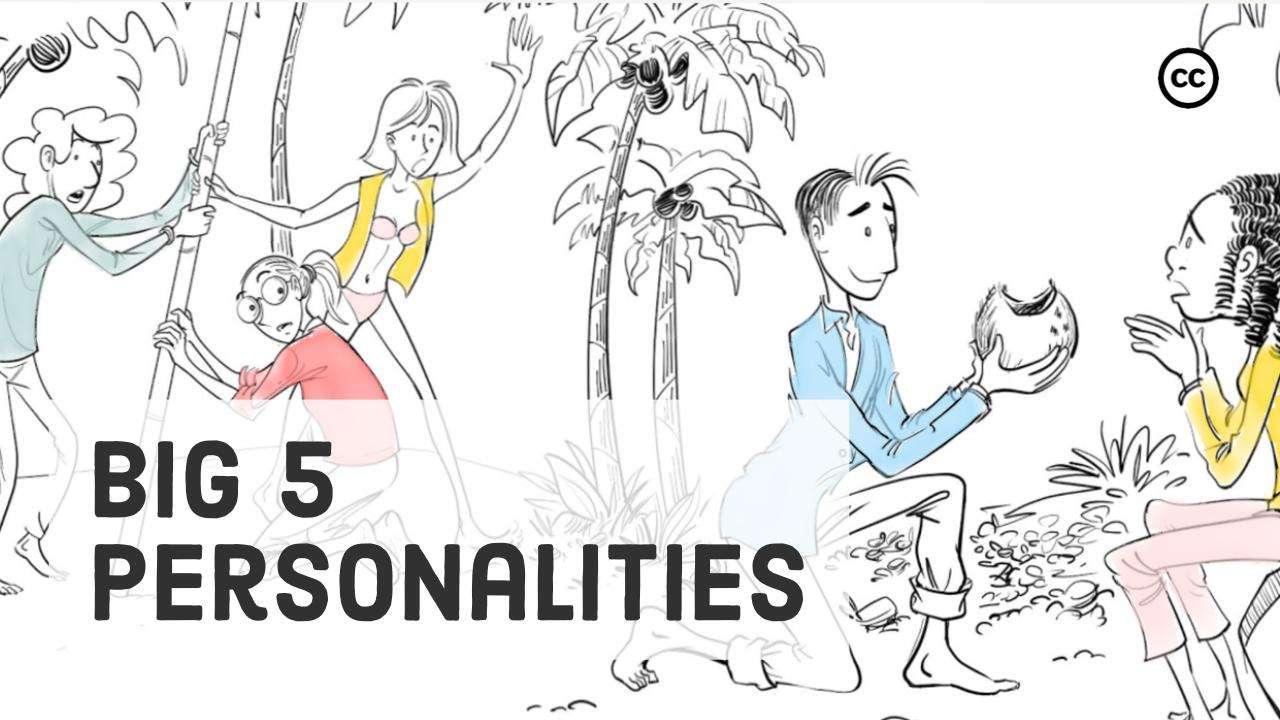 Big 5 Personalities